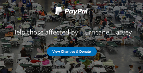 Support Hurricane Harvey Relief