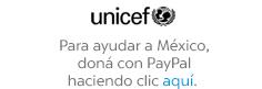Para ayudar a México, doná con PayPal haciendo clic aquí.
