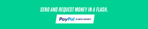 send and request money in a flash.