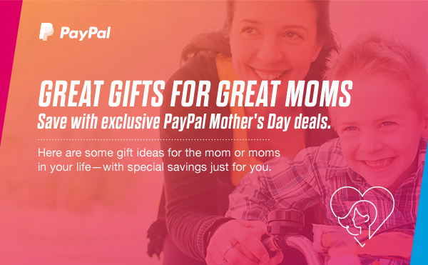 GREAT GIFTS FOR GREAT MOMS