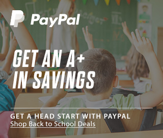 PayPal | GET AN A+ IN SAVINGS