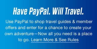 Have PayPal. Will Travel | Learn More & See Rules