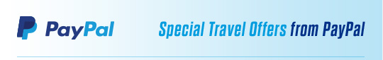 PayPal - Special Travel Offers from PayPal