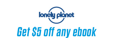 lonely planet Get $5 off any ebook