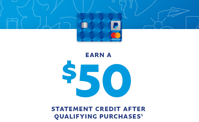 Earn a $50 statement credit